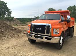 test drive 2017 ford f 650 is a big ol u0027 super duty at heart