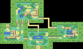 safari zone map hm03 surf