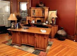 desk wood home office desk with hutch wood office desk plans