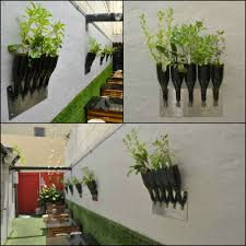 best 25 wine bottle planter ideas on pinterest glass bottle
