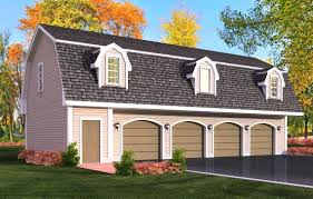 Garage With Living Quarters by 3 Car Garage With Living Quarters Design Floor Planmetal Plans 40