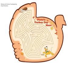 79 thanksgiving kids printables images free