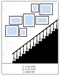 Ideas To Decorate Staircase Wall Best 25 Stair Gallery Wall Ideas On Pinterest Picture Wall