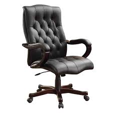 Leather Desk Chair by Bonded Leather Office Chair Leather Office Chair Pinterest