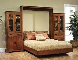Mission Bookcase Plans Bookcase Murphy Bed Sliding Bookcase Plans Wall Shelves Bedroom