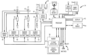 three phase ac circuits wiring diagram components