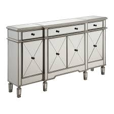 mirrored console table for sale mirage mirrored 2 drawer console table hayneedle