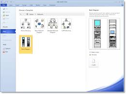 visualizing your server rack with microsoft visio 2010 u2013 4sysops
