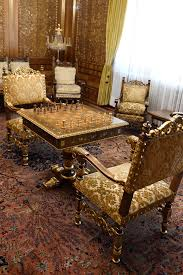 file chess table in palatul primǎverii aka spring palace in