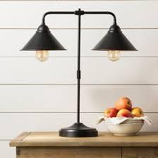 madison task lamp black beekman 1802 farmhouse target