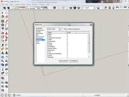 sketchup setting the units youtube