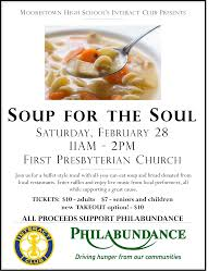 Soup Kitchen Volunteer Nj by Soup For The Soul 2015 U2013 Moorestown Nj Philabundance