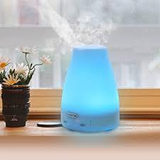 humidificateur de bureau idéal au bureau ou en chambre noza tec 100ml diffuseur d huiles