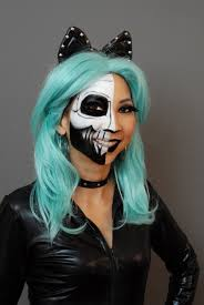 airbrush makeup for halloween halloween costume u2014 maria lee makeup and hair san francisco