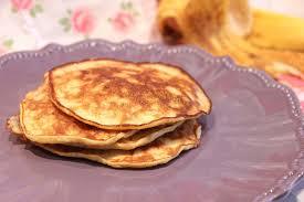 cuisine sans farine pancakes à la banane sans farine et sans lait pour ceux qui