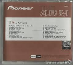 pioneer album pioneer the album vol 2 blanco y negr comprar cds de