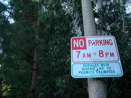 tip parking enforcement relaxed on thanksgiving in l a kcet