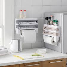 porte rouleaux de cuisine cuisine rouleau distributeur autocollant papier porte serviette