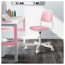 Childrens Desks White örfjäll children u0027s desk chair white vissle pink ikea