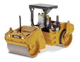 cb534d xw vibratory asphalt compactor diecast masters