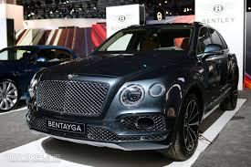 2016 bentley falcon see the sights from 2016 nyias bentley suv new vw bus and a