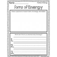 is light a form of energy forms of energy heat light sound educents