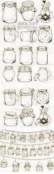 best 25 vintage jars ideas on pinterest jars vintage diy and glass jars clipart mason jars clipart vintage by yumpopclipart