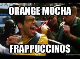 Zoolander Memes - zoolander orange mocha frappuccino vf hd youtube