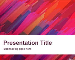 15 best color powerpoint templates images on pinterest ppt