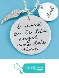 Personalized Memorial Necklace Memorial Necklace Hand Stamped Necklace Remembrance Necklace