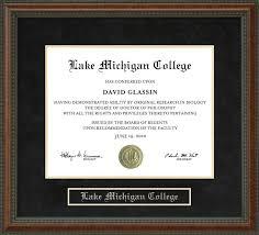 of michigan diploma frame lake michigan college diploma frame wordyisms