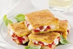 mozzarella in carrozza messinese ricette ricetta siciliana mozzarella in carrozza le ricette di