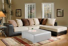 furniture inspiring l shaped sectional couches with cushions on