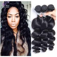 pics of loose wave hair indian loose wave hair weave 3 bundles raw indian virgin hair