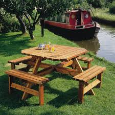 Folding Wood Picnic Table Swimming Pool Marvelous Outdoor Industrial Picnic Tables Outdoor