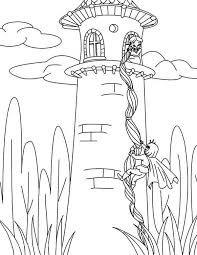 rapunzel prince climb tower rapunzel hair coloring
