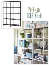 Desktop Bookshelf Ikea Ikea Vittsjo Shelving Units Geek Chic Style Bookshelf Styling