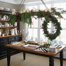 House And Home Christmas Decorating by Best Holiday Homes Buffet Table Styling Tips