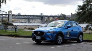 mazda ca road trip 2016 mazda cx 3 in bc u0027s interior news u0026 features