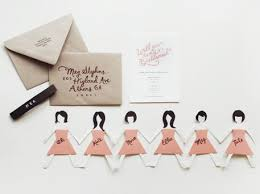 ideas to ask bridesmaids to be in wedding diy wedding crafts ideas to ask bridesmaids craftfoxes