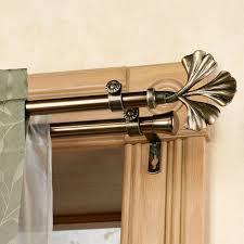 Cheap Curtain Rod Ideas Curtain U0026 Blind Fabulous Design Of Curtain Rods Walmart For