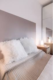 chambre cosy adulte chambre cocooning taupe beige et blanc chambre cosy tete de lit
