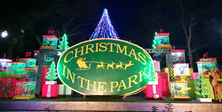 san jose ca lights in the park bay area things to do