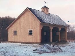 style pole barns