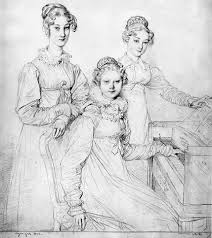 ingres pencil drawings the chawed rosin