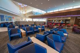 Atlanta Airport Floor Plan Delta Opens A New Sky Club At Atlanta Hartsfield Jackson Airport