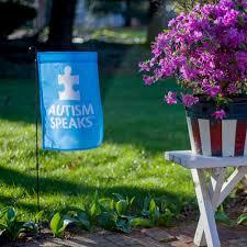 Decorative Garden Flags Autism Speaks Garden Flag Autism Flags Autism Speaks