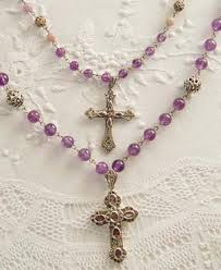 catholic rosary necklace s gemstone rosaries handcrafted rosary necklace