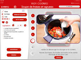cuisine cookeo tendance les cuiseurs connectés darty vous