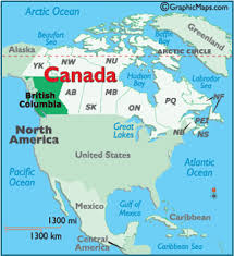 columbia map geography of columbia map of